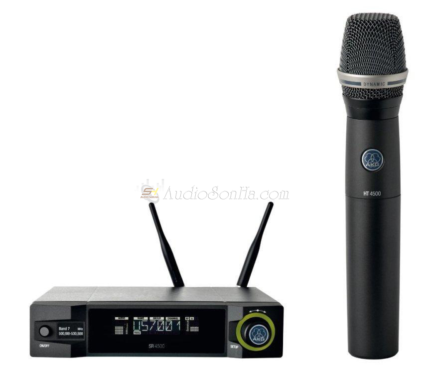 AKG WMS4500 D7 Micro Wireless/ 1Cây
