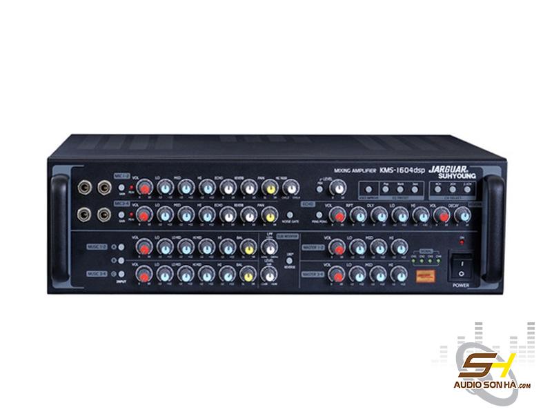 Ampli Jarguar KMS-1604DSP