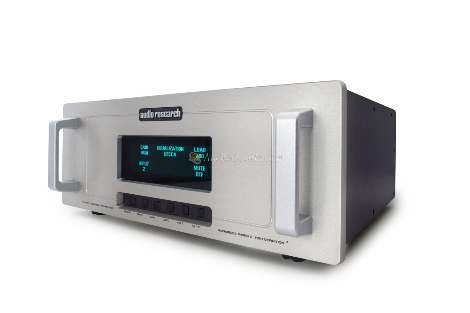 Audio Research Reference Phono 2SE Preampli
