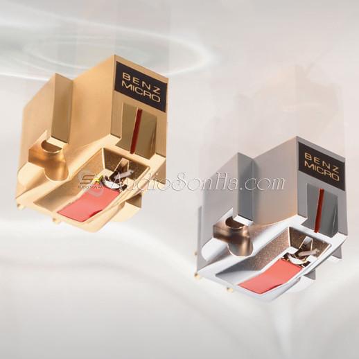 Benz Micro MC Gold/ Silver Cartridge