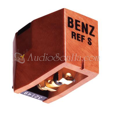 Benz Micro REF S Cartridge