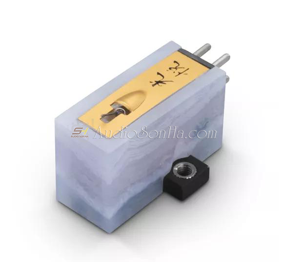 Blue Lace Onyx Platinum MC Phono Cartridge