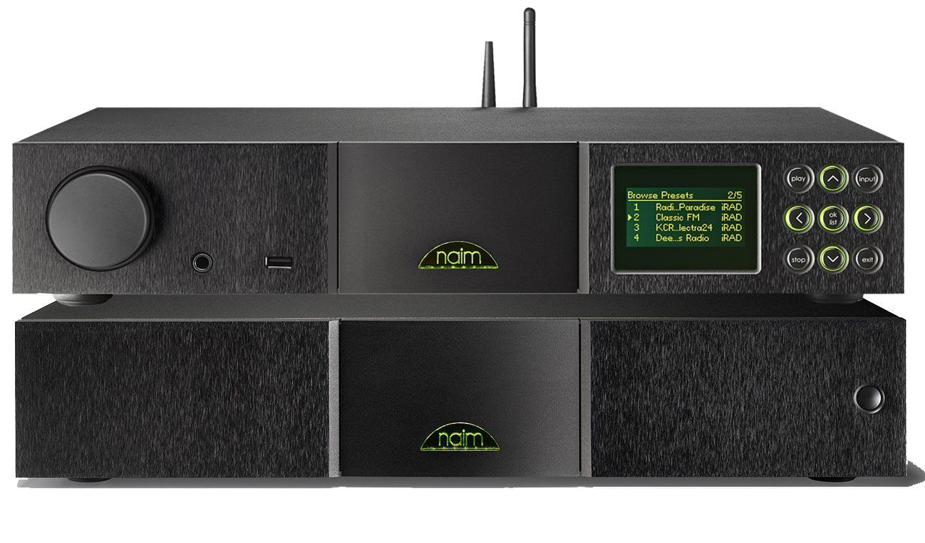 Bộ Pre - Power Naim NAC-N 272 /NAP 250