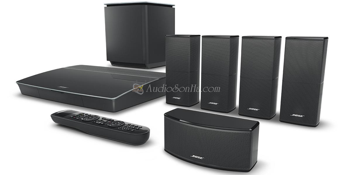 Bose Lifestyle 600 Home Theatre