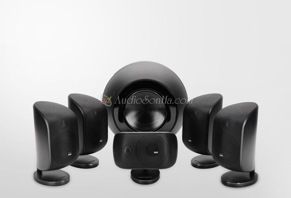 Bowers & Wilkins MT-60D Black Combo