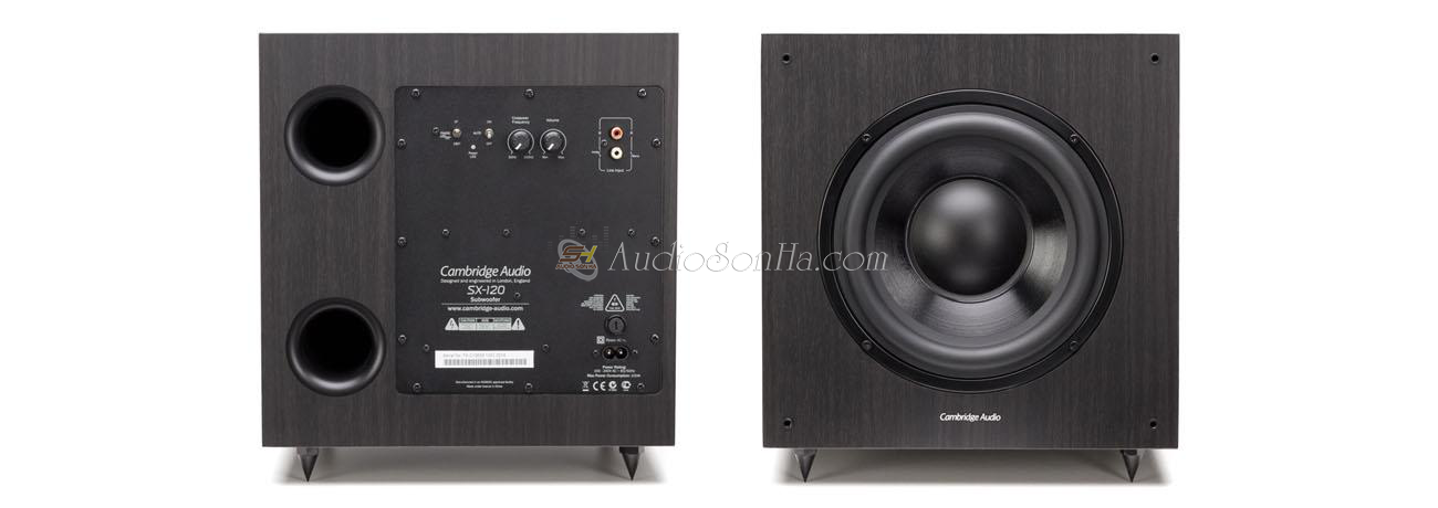 Cambridge Audio SX120