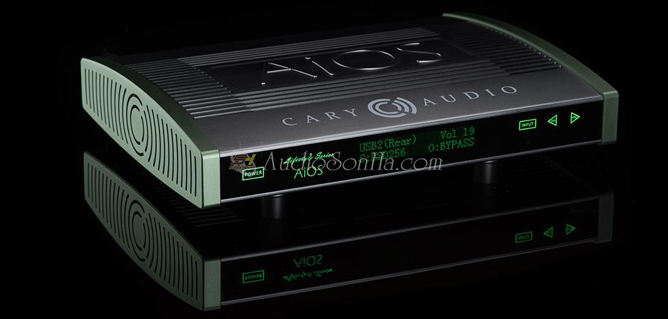 CARY AIOS (ALL-IN-ONE-SYSTEM)