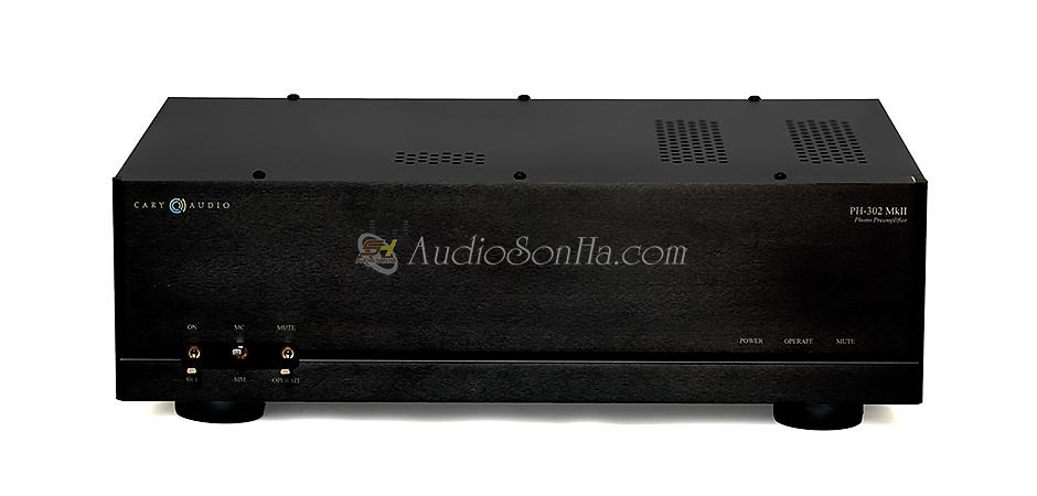 Cary Audio PH-302 MKII Phono Preamplifier