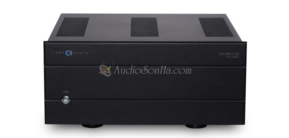 Cary Audio SA-500.1 ES Monoblock Power