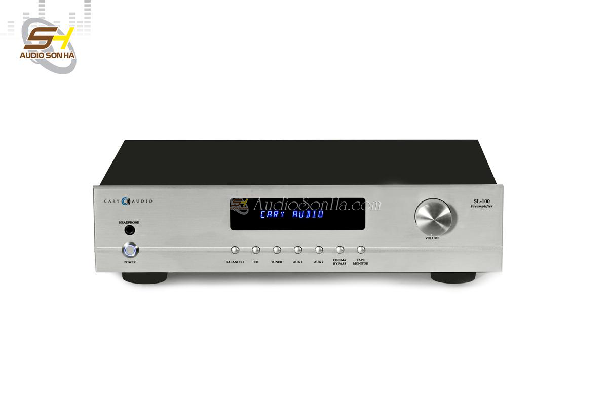 Cary SL-100 PREAMPLIFIER
