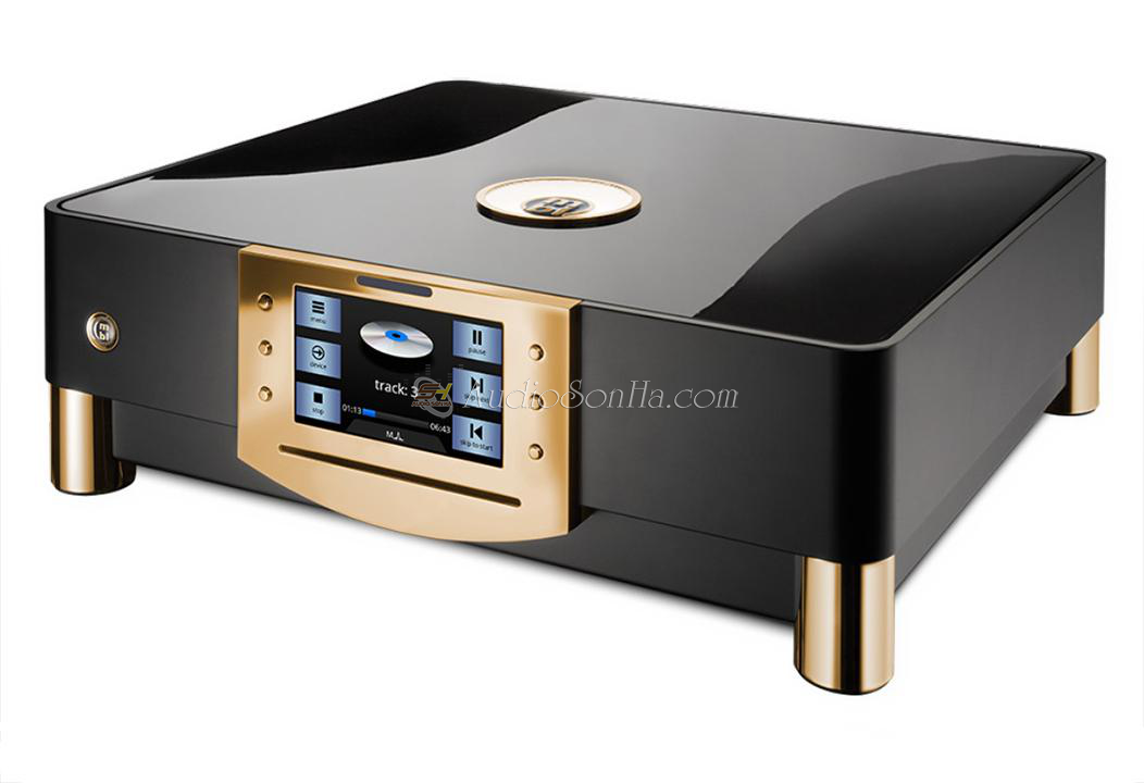 CD Player MBL N31 CD-DAC