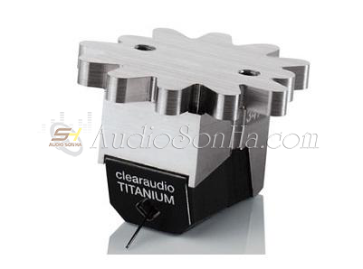 Clearaudio MC Titanium V2