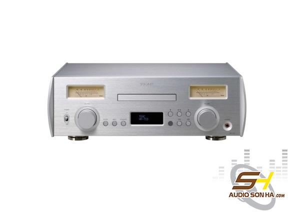 Đầu CD TEAC NR-7CD Silver