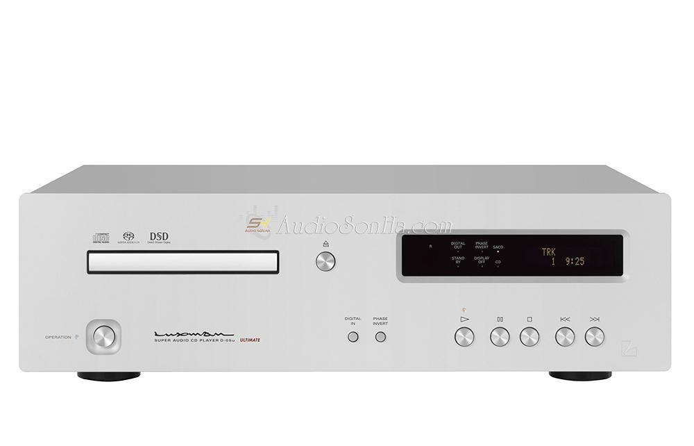 Luxman D-05u SACD