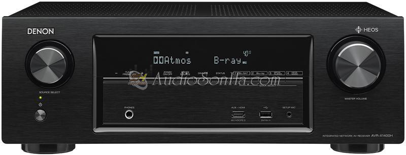 Denon AVR-X1400H AV Receiver