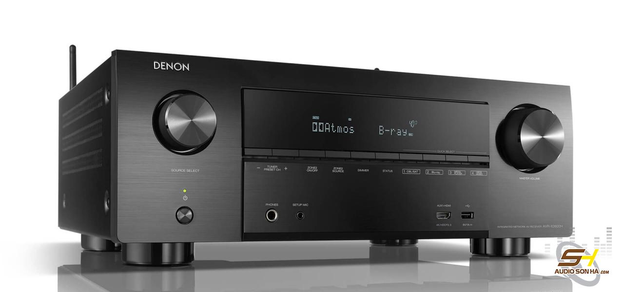 Denon AVR-X3600H AV Receiver