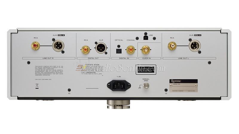 Esoteric K-03XS CD/SACD Player