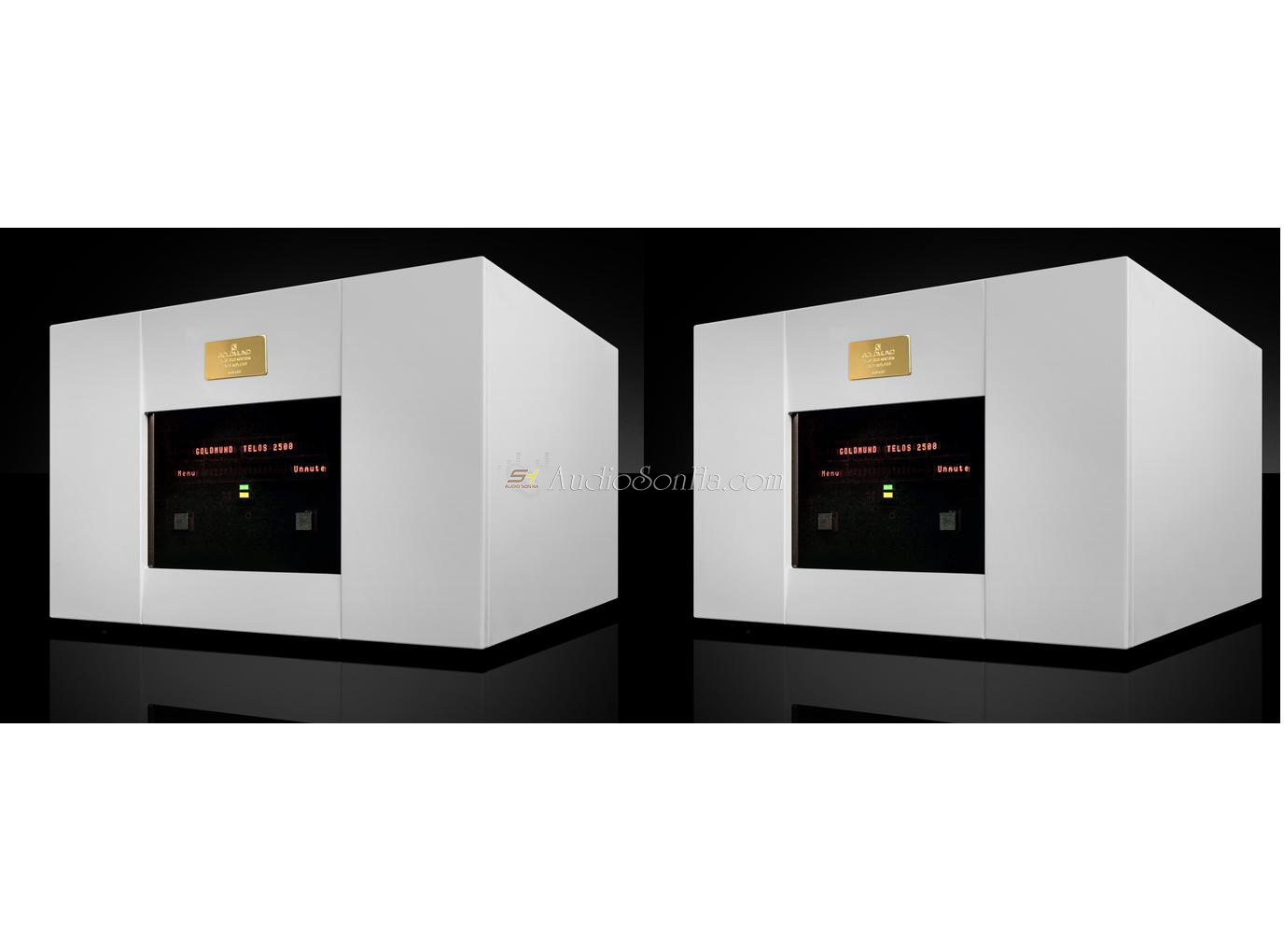 Goldmund Telos 2500 NextGen Mono Power / 2 Cái