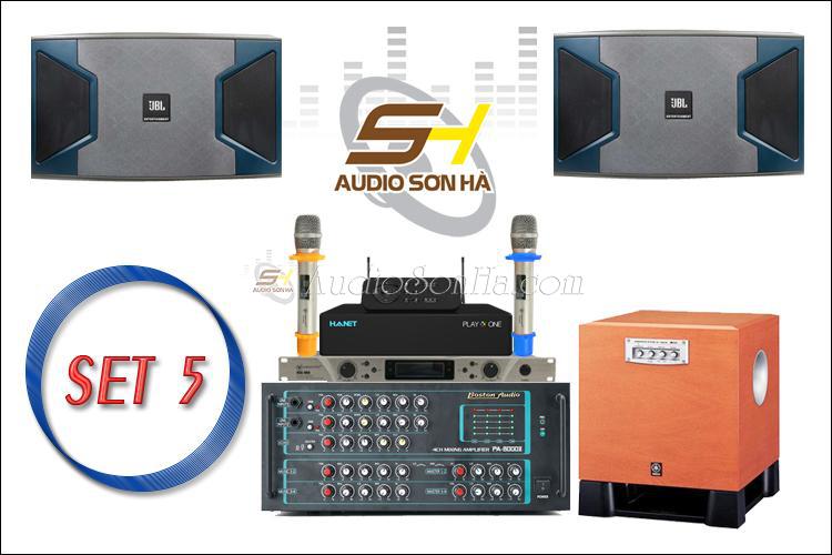Hệ thống Karaoke KI-310