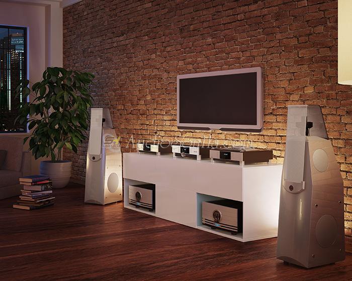 Hệ thống nghe nhạc Hi-end mbl (Noble Line)
