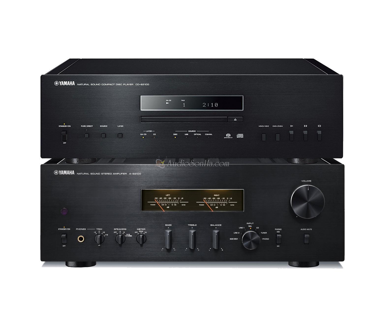 Hệ thống nghe nhạc Yamaha S2100 series
