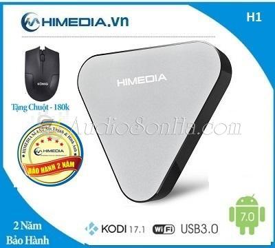 HIMEDIA H1 - 4 NHÂN ANDROI 5.1