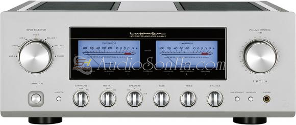 Integrated amplifier Luxman L-507UX