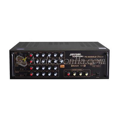Jarguar Suhyoung PA-203 Gold Bluetooth (Komi)