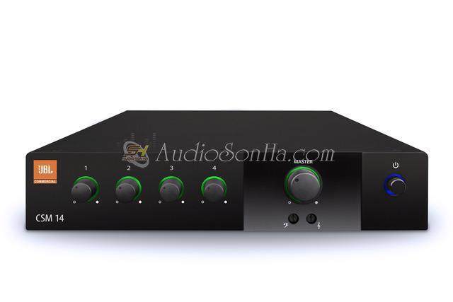 JBL CSM 14 Commercial Series Mixers