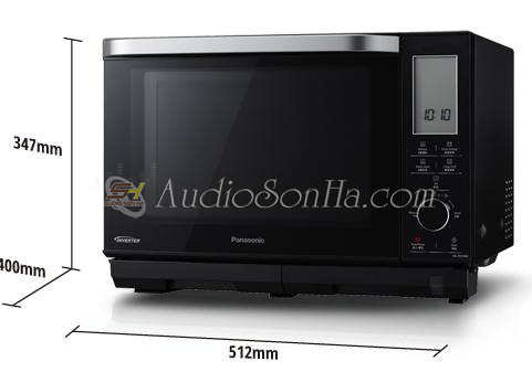 Lò vi sóng Panasonic  NN-DS596