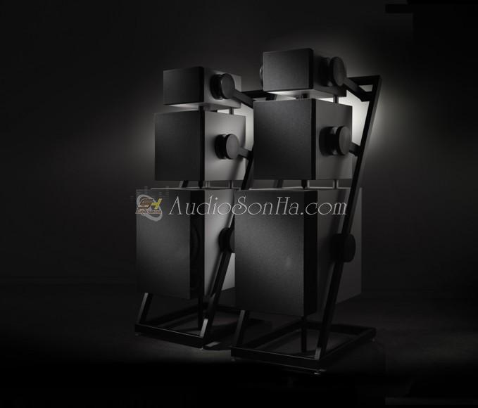 Logos Anatta Active Wireless Goldmund Speaker  (Cặp)