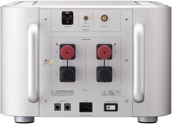 Luxman B-1000f Stereo Power