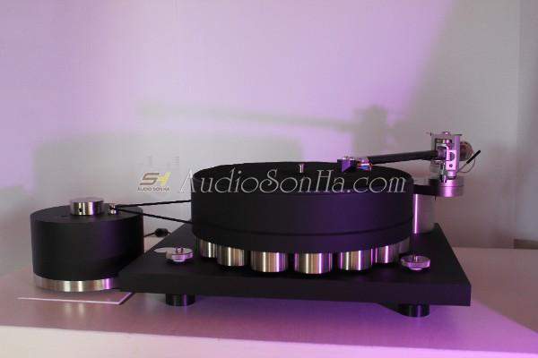 Mâm đĩa than Nifty Turntable MKII