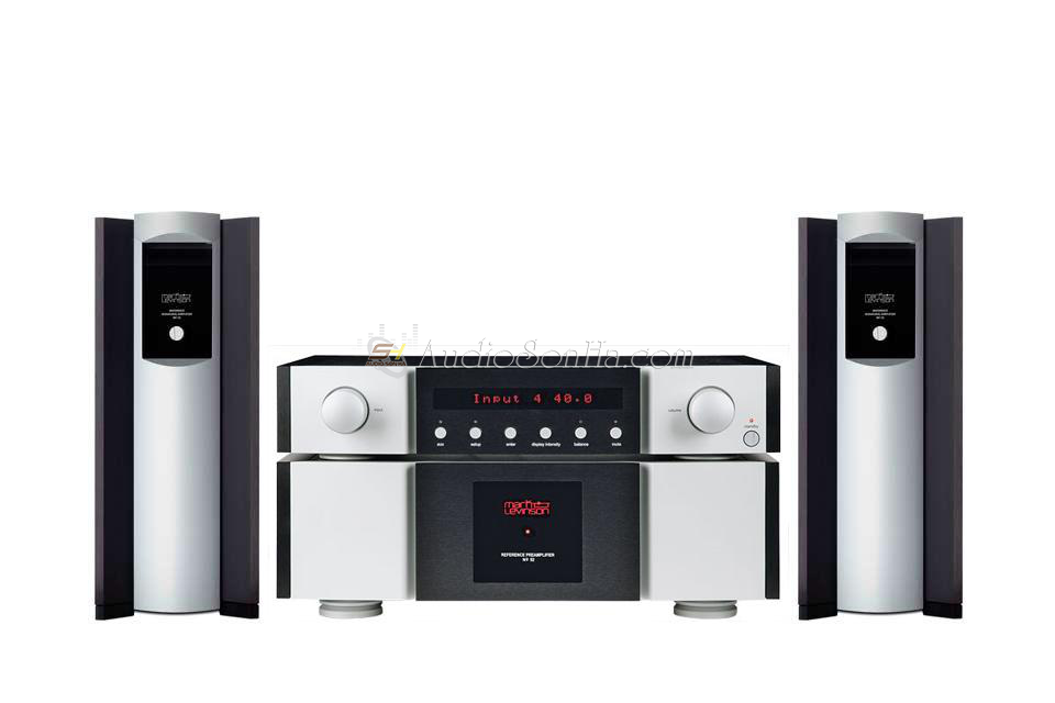 Mark Levinson No.53 & No.52 Pre Power