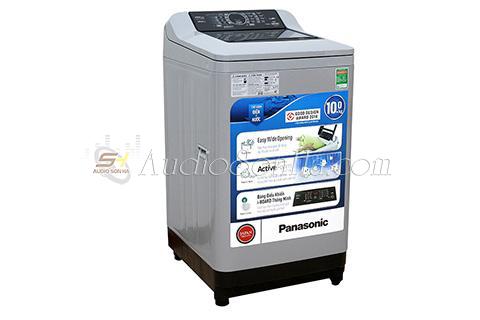 Máy giặt cửa trên Panasonic NA-F100A4GRV