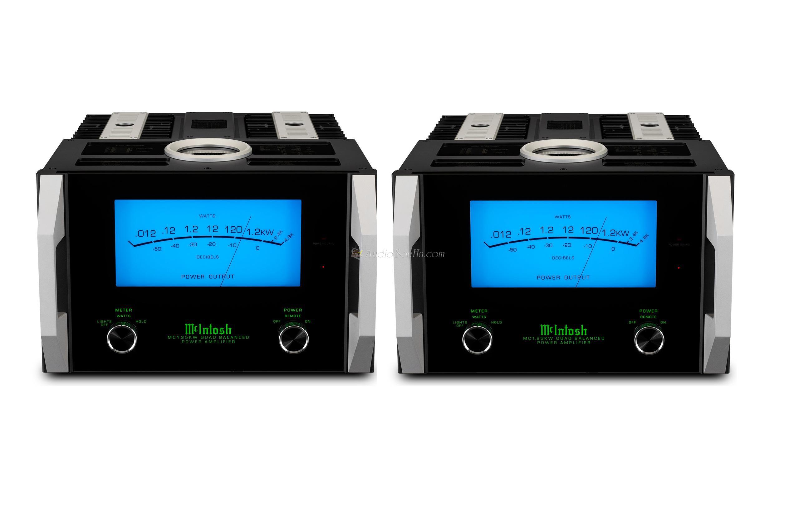 McIntosh 1.25KW mono power (Cặp)