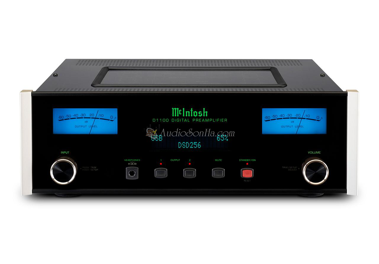 McIntosh D1100 Digital Preamplifier
