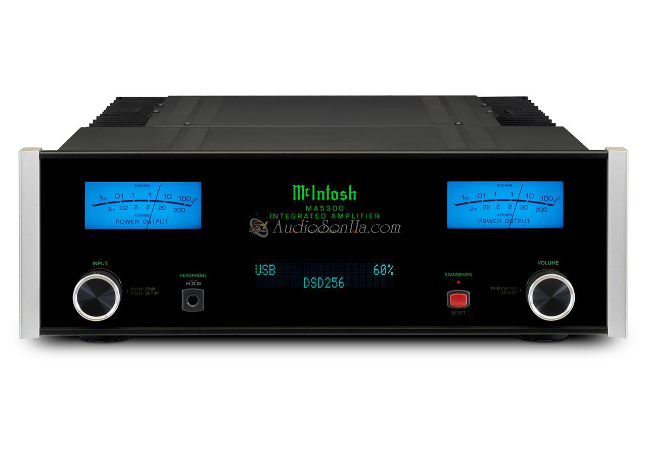 McIntosh MA-5300 Integrated Amplifiers