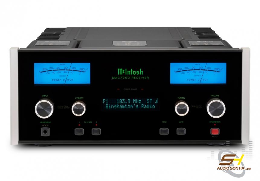 McIntosh MAC7200 Intergrated Amplifier
