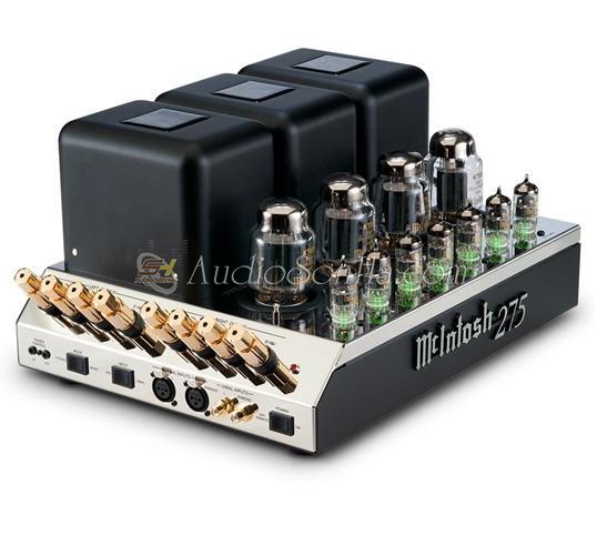 McIntosh MC 275 Power Amplifier