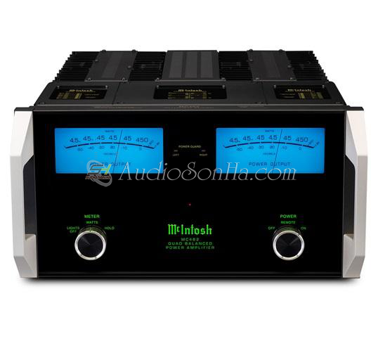 McIntosh MC462 Stereo Amplifier