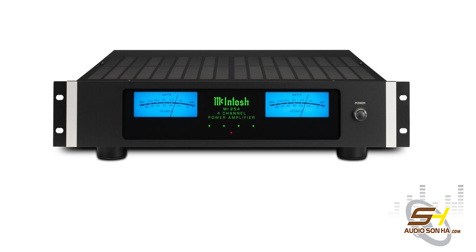 MCINTOSH MI254 (4-Channel Digital Amplifier)