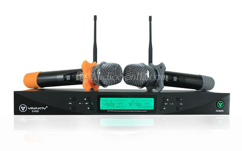 Micro VinaKTV S-600