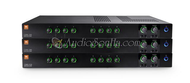 Mixer JBL CS series CSMA 240/280/2120