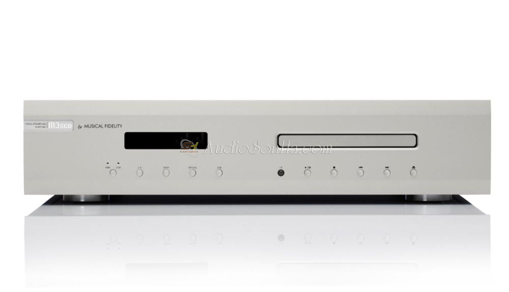 Musical Fidelity M3sCD Player