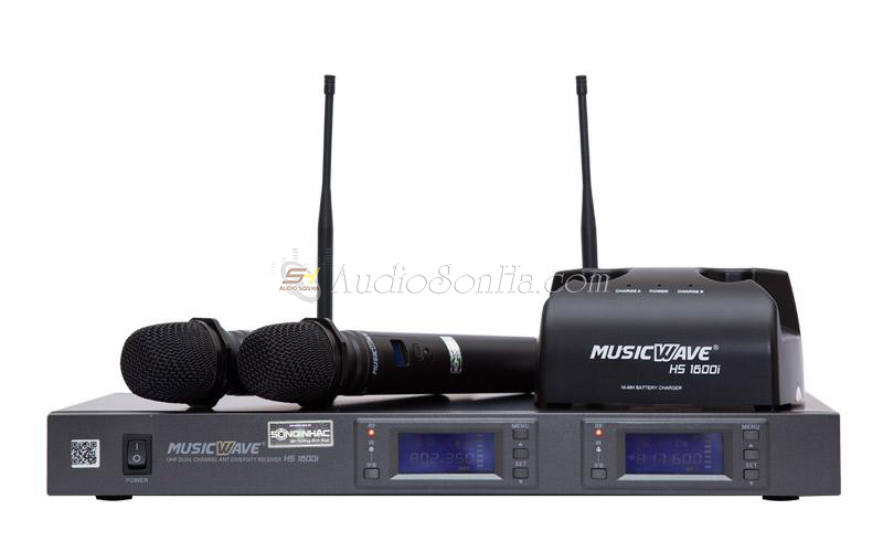 MUSICWAVE HS 1600I NEW