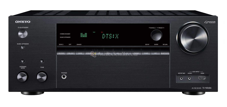 Onkyo TX-NR686 Network Receiver (Bluetooth)