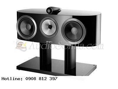 B&W HTM1 D3 gloss Black / cái
