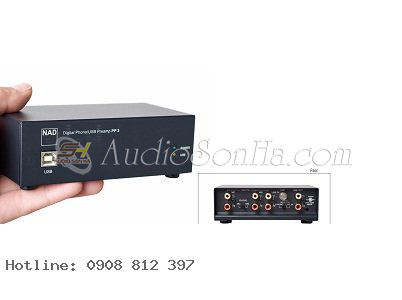 NAD PP-3  Digital Phono/ USB Preamp