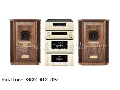 Bộ Nghe Nhạc Tannoy - Accuphase